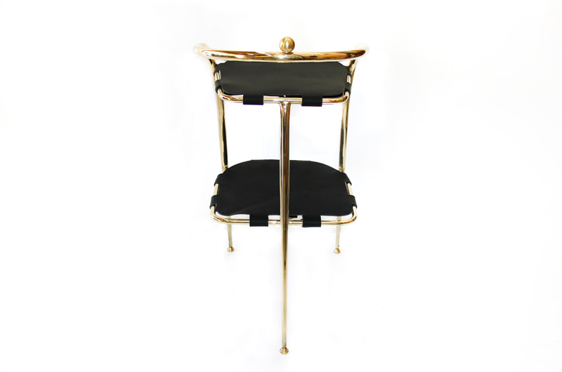 Euler Line Bar Stool