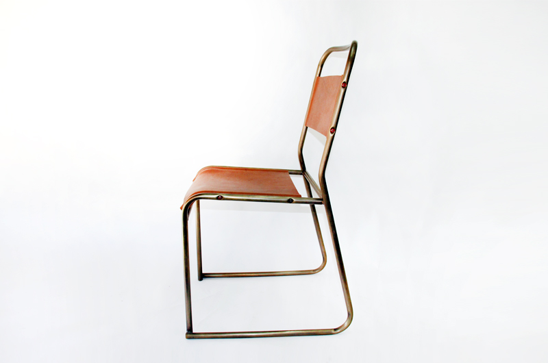 Vintage Sling Back Chair Design Ideas